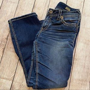 Silver jeans bootcut 30
